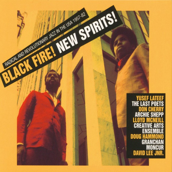 VA - Black Fire! New Spirits! [2CD]