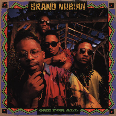 Brand Nubian - One For All [2LP]