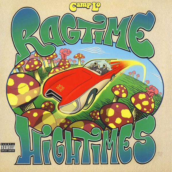 Camp Lo - Ragtime Hightimes [LP]