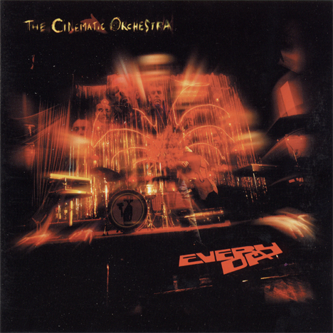 The Cinematic Orchestra - Every Day [CD]