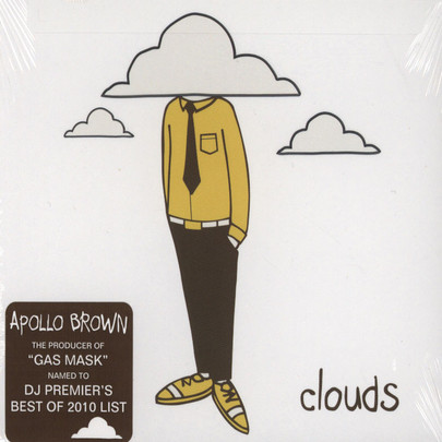 Apollo Brown - Clouds [CD]