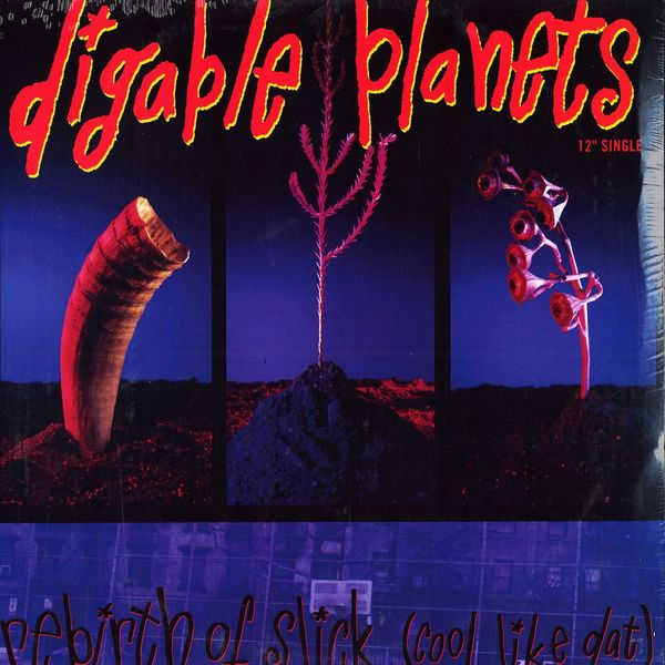 "Digable Planets - Rebirth Of Slick (Cool Like Dat) [12""]"
