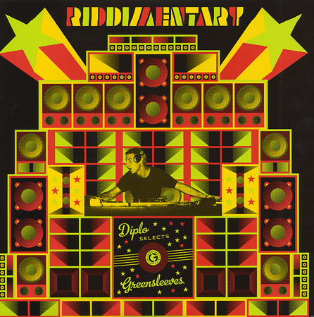 VA - Riddimentary - Diplo Selects Greensleeves [LP]
