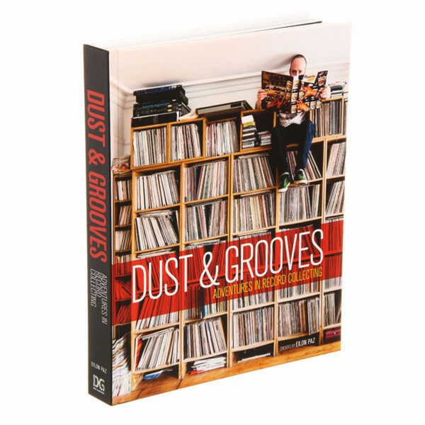 Eilon Paz - Dust & Grooves: Adventures In Record Collecting - 2nd Edtion [szt]