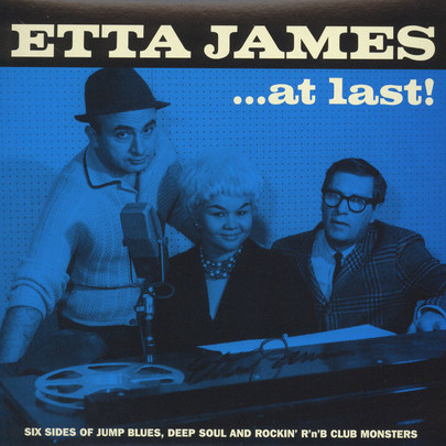 "Etta James - At Last [3x7""]"