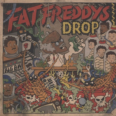 Fat Freddys Drop - Dr Boondigga & The Big BW [2LP]