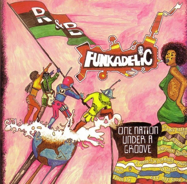 "Funkadelic - One Nation Under A Groove [2LP+7""]"