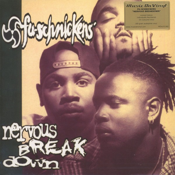 Fu-Schnickens - Nervous Breakdown [LP]