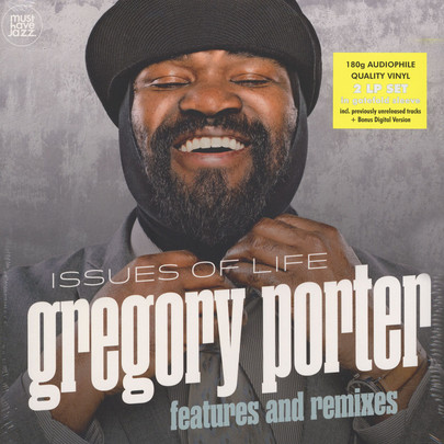 Gregory Porter - Issues Of Life: Features And Remixes [2LP+CD]