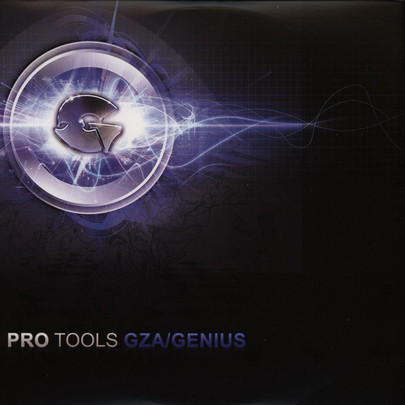 Genius/ GZA - Pro Tools - Blue Vinyl Edition [2LP]