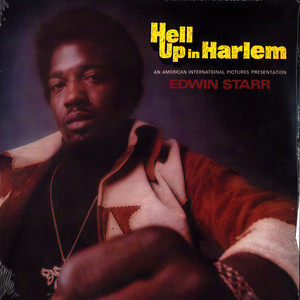 Edwin Starr - Hell Up In Harlem [LP]