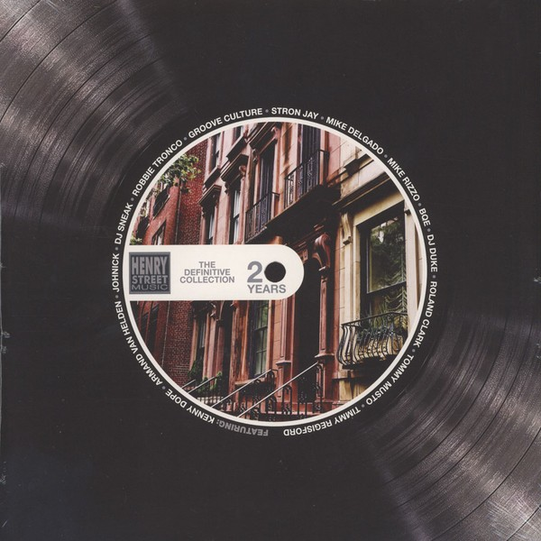 VA - 20 Years Of Henry Street Music [3LP]