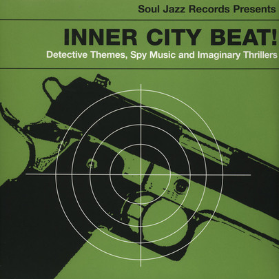 VA - Inner City Beat! [2LP]