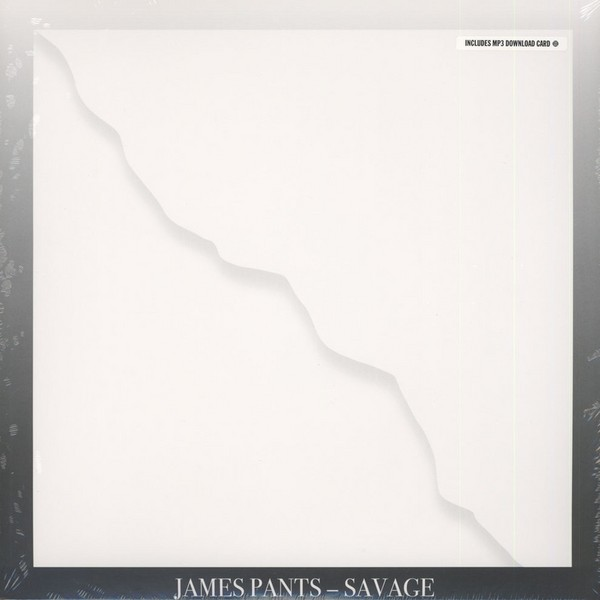 James Pants - Savage [LP]