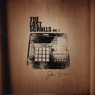 "J Dilla - The Lost Scrolls Vol.1 [10""]"