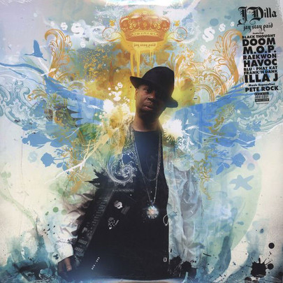 "J Dilla - Jay Stay Paid [2LP+7""]"