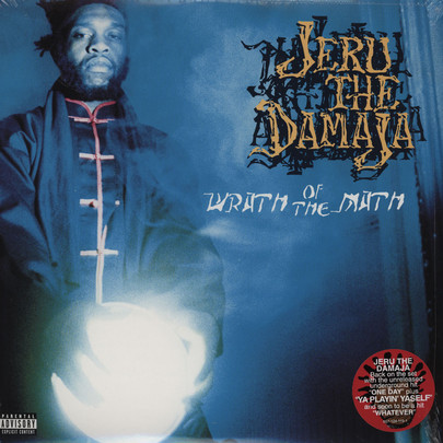 Jeru The Damaja - Wrath Of The Math [2LP]