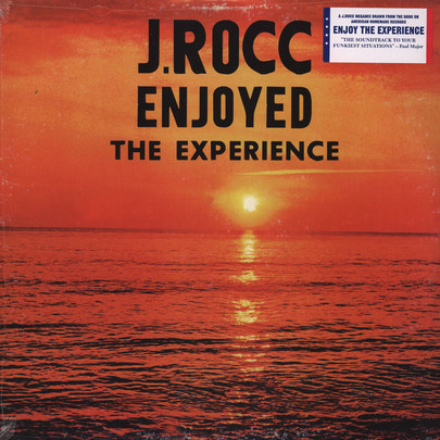 "J.Rocc - Enjoyed The Experience [12""]"