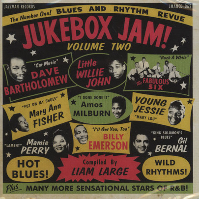 VA - Jukebox Jam Volume 2 [CD]
