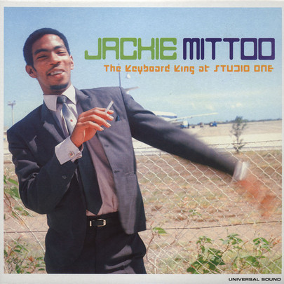 Jackie Mittoo - The Keyboard King At Studio One [2LP]