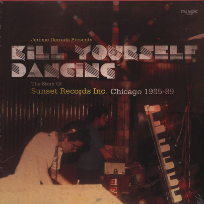 VA - Jerome Derradji pres. Kill Yourself Dancing [2LP]