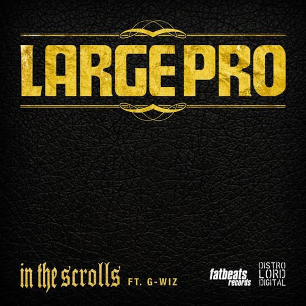 "Large Professor - In The Scrolls/ Own World [12""]"
