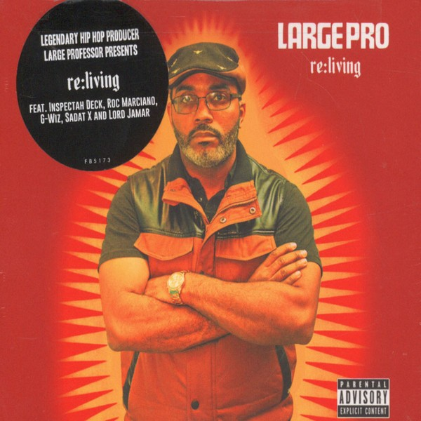 Large Professor - Re:Living [LP]