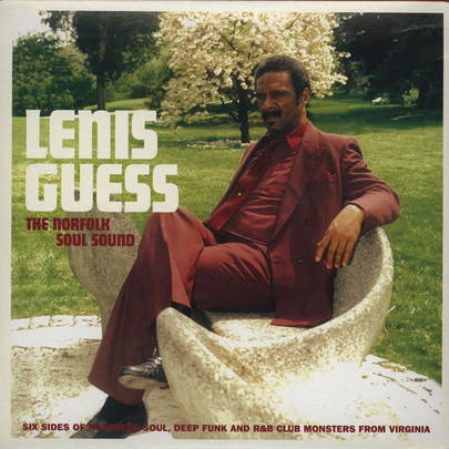 "Lenis Guess - The Norfolk Soul Sound [3x7""]"