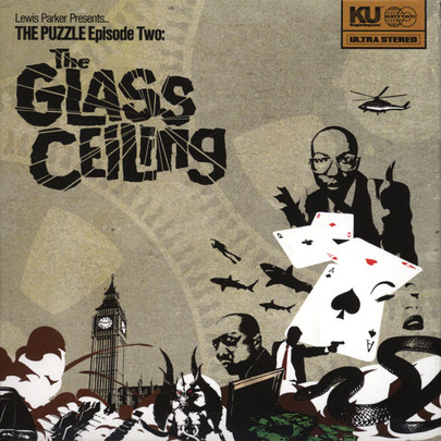 Lewis Parker - The Puzzle Episode Two: The Glass Ceiling [2CD]