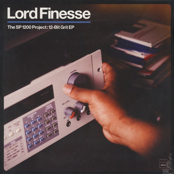 Lord Finesse - The SP1200 Project: 12-Bit Grit EP [LP]