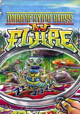 DJ Flare - Magnifrying Glass [DVD]