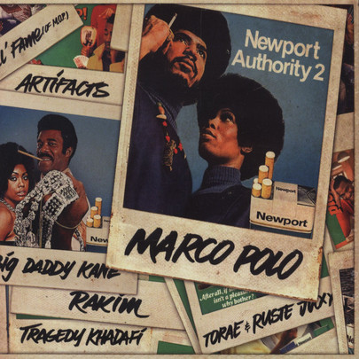 Marco Polo - Newport Authority 2 [CD]