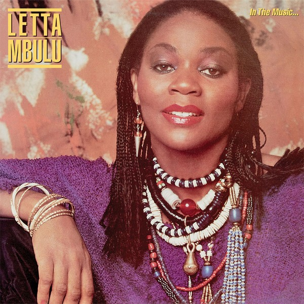 Letta Mbulu - In The Music... The Village Never Ends [LP]