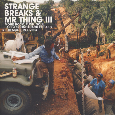 Mr Thing - Strange Breaks & Mr Thing Vol. 3 [2CD]