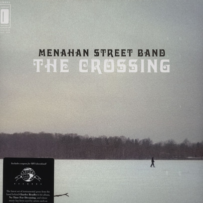 Menahan Street Band - The Crossing [LP]