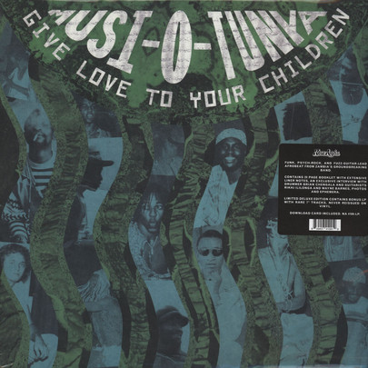 Musi-O-Tunya - Give Love To Your Children [2LP]