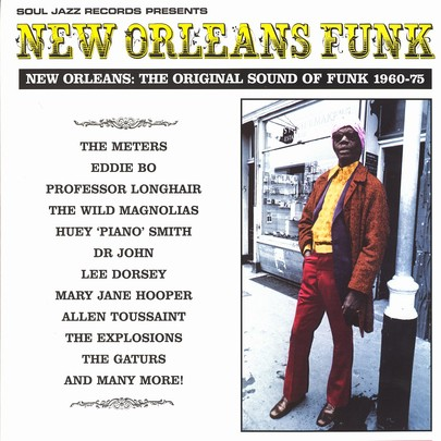 VA - New Orleans Funk Vol.1 [3LP]