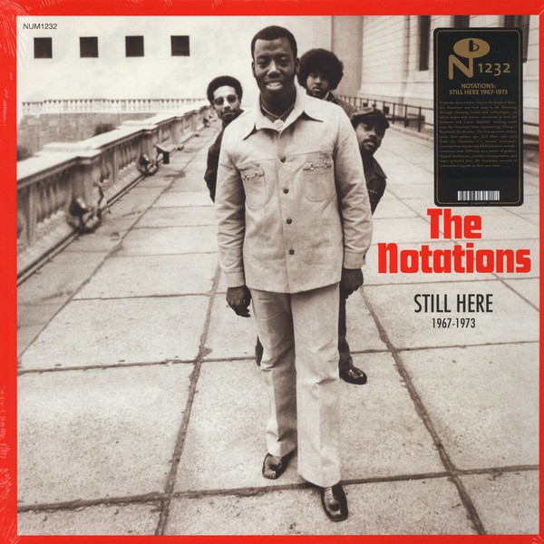 The Notations - Still Here 1967-1973 [LP]