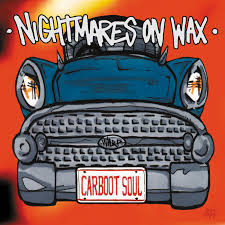 Nightmares On Wax - Carboot Soul [CD]