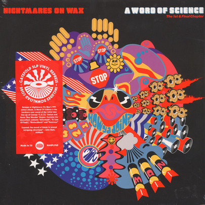 Nightmares On Wax - A Word Of Science [2LP]