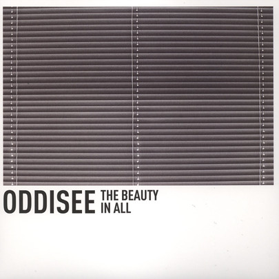 Oddisee - The Beauty In All [CD]