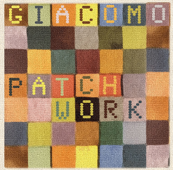 Giacomo - Patch Work [CD]