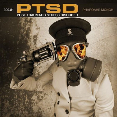 Pharoahe Monch - PTSD (Post Traumatic Stress Disorder) [CD]