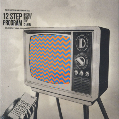 People Under The Stairs - 12 Step Program [CD]