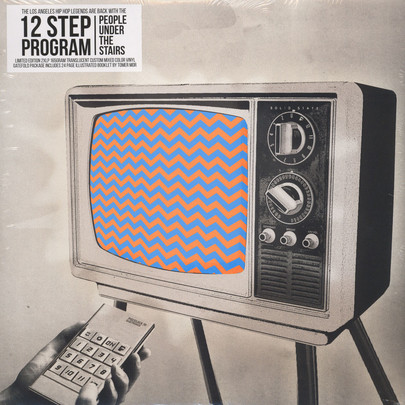 People Under The Stairs - 12 Step Program [2LP]