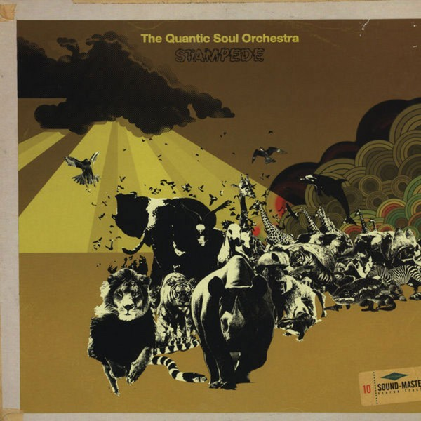 The Quantic Soul Orchestra - Stampede [LP]