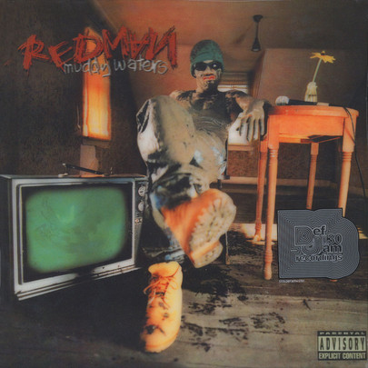 Redman - Muddy Waters - 3D Cover Edition! [2LP]