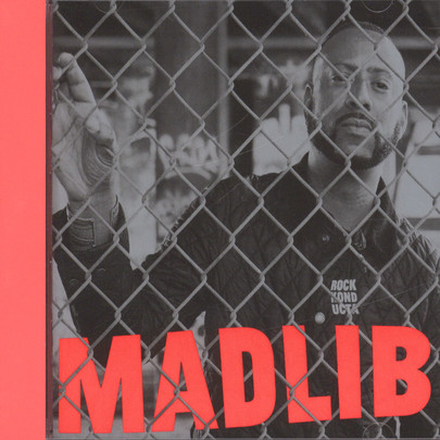 Madlib - Rock Konducta Part 1 & 2 [2CD]