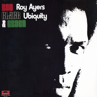 Roy Ayers Ubiquity - Red, Black & Green [LP]