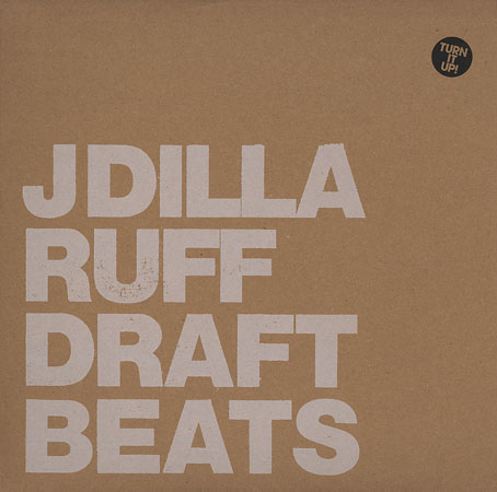 J Dilla - Ruff Draft Beats [LP]